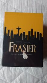 Frasier: The Complete Seasons 1-11 [DVD] !!!!UNOPENED!!!