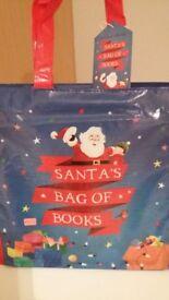 Santas Bag of Books