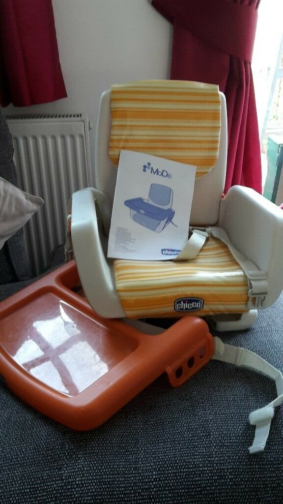 Child's Booster Dining Seat