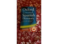 Spanish-english Oxford dictionary