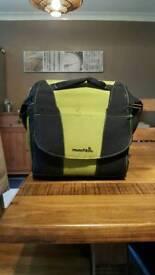 Munchkin travel child booster seat