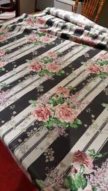 Sanderson Fabric Vintage 2 Collection - Cecile Rose