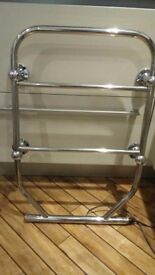 Electric towel rail