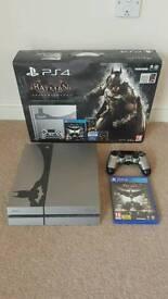 Batman arkham knight limited edition console