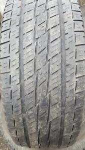 4 PNEUS ETE TOYO 265 65 17  4 SUMMER TIRES