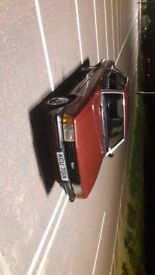 Ford cortina mk5 GL with 26,000 genuine miles.