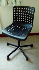 Black Modern Style Office Chair