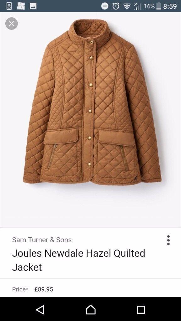 joules womans coat