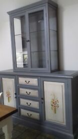 Shabby chic french cabinet/dresser*MAKE AN OFFER*