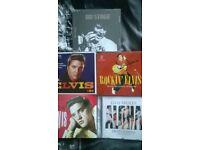 5 Various Elvis Presley CD's