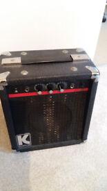 Practice Guitar Amplifier