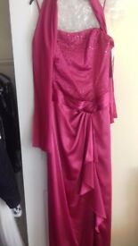 Brand new party dress size 12/14