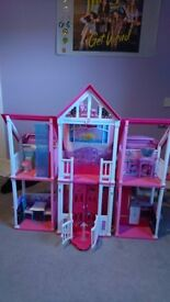Barbie dream house for sale