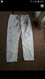 Ladies jeans various