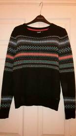 Size 12 Animal Christmas jumper