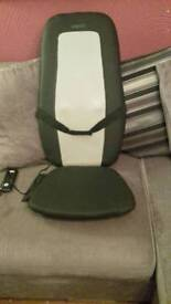 Homedics heated shiatsu back and neck massager