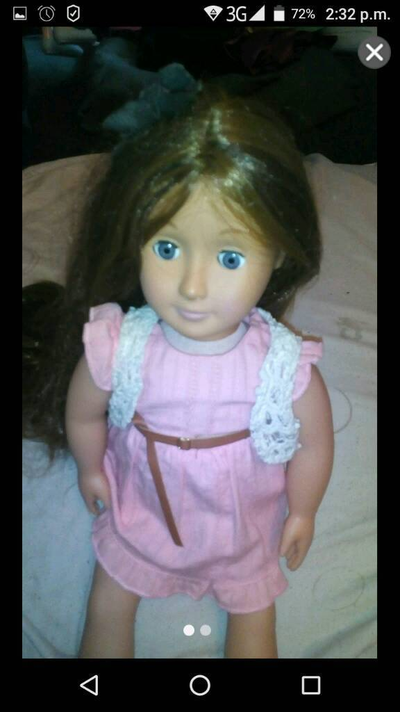 Our generation doll, Parker hair play doll