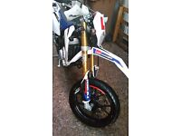 Rieju mrt pro 125cc........learner legal