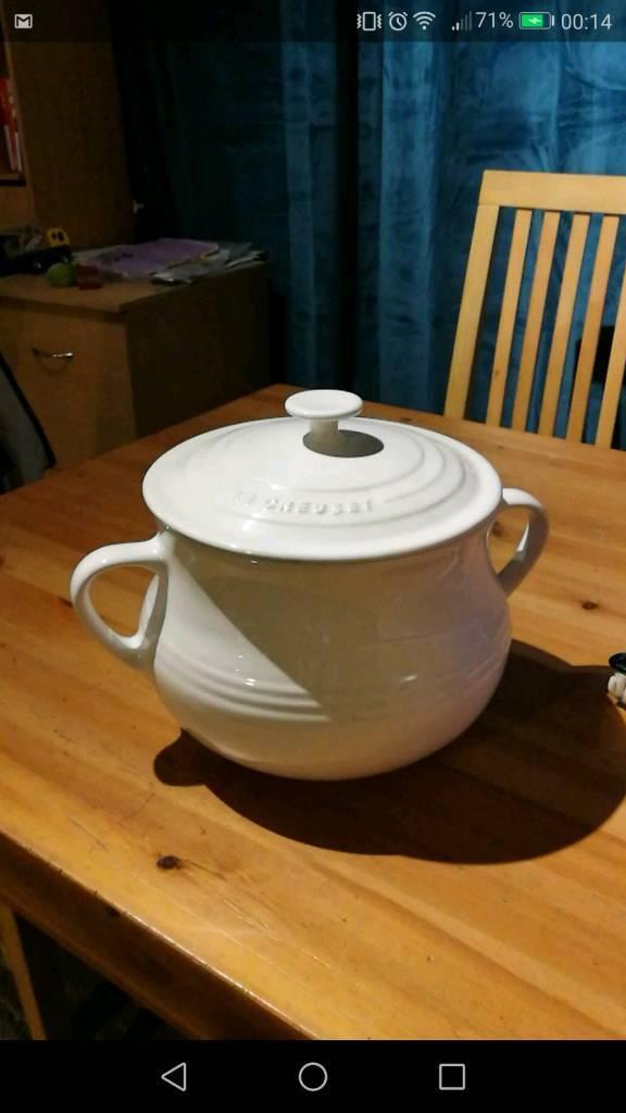 Le Creuset Soup / Bean Pot Large