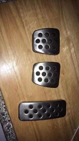 For Sale Vauxhall Metal Pedals