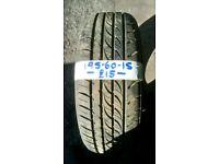 195-60-15 Autogrip P308 88H 7mm Part Worn Tyre