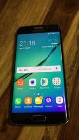 Stunning Samsung S 6 edge mobile phone