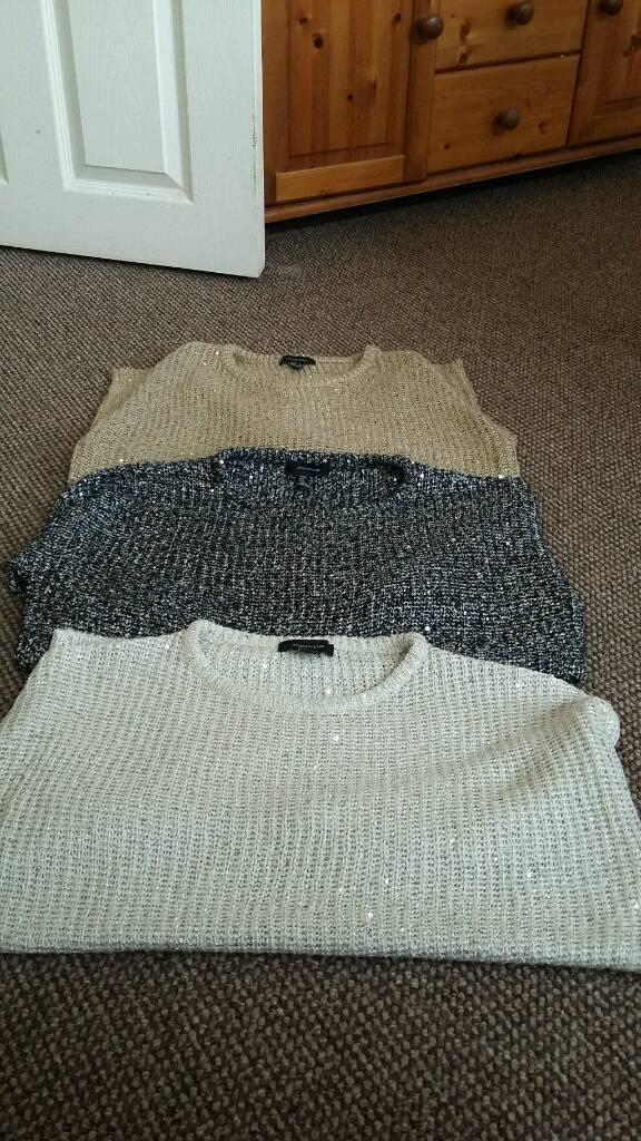 Ladies sparky jumper bundle