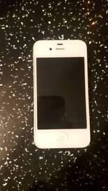 iPhone 4s 16gb EE White