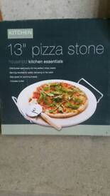 """13"""" pizza stone"""