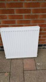 Double radiator 60 x 60cm in very good condition