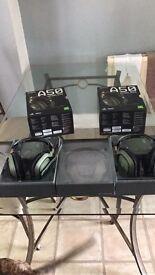 Brand new astro a50s
