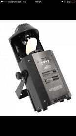 2x Chauvet Indimitator LED 300 scans