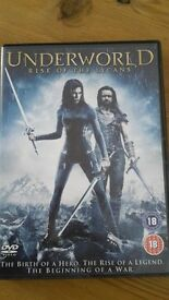 Underworld-rise of the lycans dvd