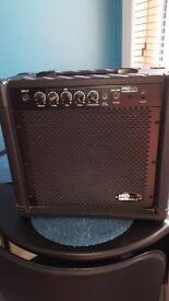 Music amplifier