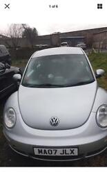 Vw beetle good condition well looked after