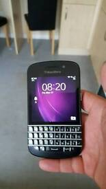 Blackberry Q10 sale