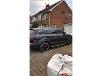 Audi q7 s-line quattro v8 4.2
