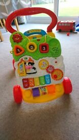 Very Tech Baby Walker