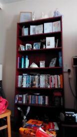 Bookcase mahogany