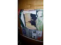 GARDEN GAZEBO Aphrodite Premium 3M X 3M With Side Walls (New in the Box)