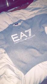 EA7 Emporio Armani Jumper/Sweatshirt Size M