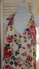 New summer top size 10
