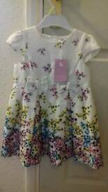 Brand new girls dress 18 - 24 months