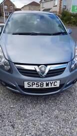 Vauxhall Corsa 1.2 sxi 58