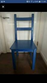 Ikea IVAR chairs x4