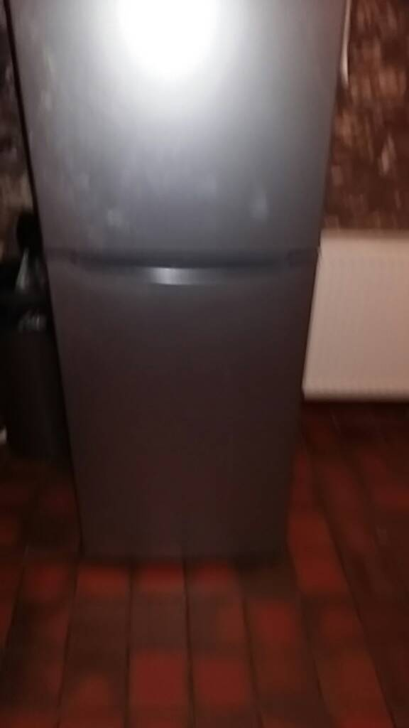 Hotpoint fridge- freezer