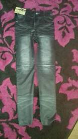 Ladies leggings size 8