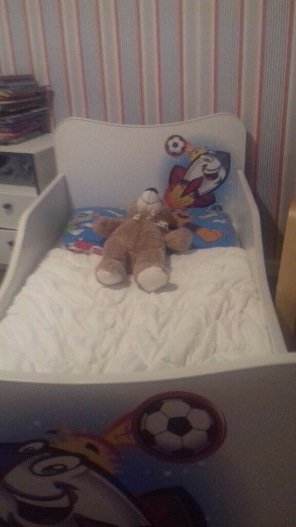 Toddler Bed With Rocket Design In Sheffield South Yorkshire Gumtree