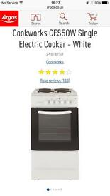 Brand new electric cookworks cooker