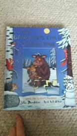 Gruffalos child story and puzzle book